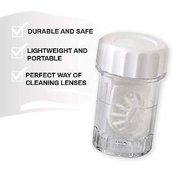 Wokex Sports Vision's Kontaktlinsenbehälter - Üblich Typ Barrel 10 Stück CE-gekennzeichnet und