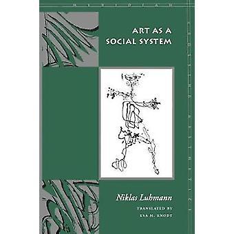 Kunst als sociaal systeem