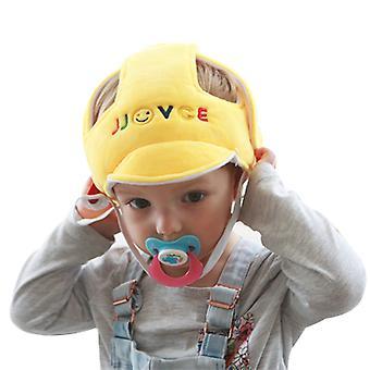 jjovce Baby Kopf Schutzkappe, Baby verstellbarkleinkind Kleinkind Schutzhelm