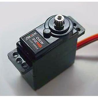 Digital 10,7 g servo, metal gears-DSW312MG