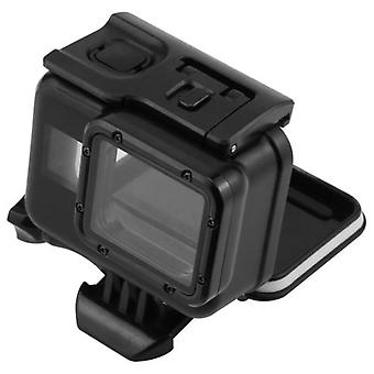 60m Diving Waterproof Case Protective Case For Gopro 7 Black