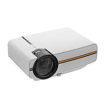 AAO YG400 Przenośny projektor LCD 1080P 1200 lumenów 800 * 480 Rozdzielczość Projektor zdalnego sterowania Strona główna