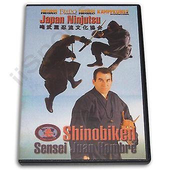 Japon Ninjutsu Shinobiken Dvd Juan Hombre -Vd7026A