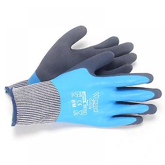 Waterproof And Thorn Proof Thickened Gardening Gloves For Growing Flowers And Gardening Floristry