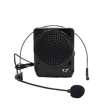 Чистый звук качество динамики jiy громкоговоритель 25w портативный профессиональный мегафон громкий усилитель голоса мегафон с микрофоном f