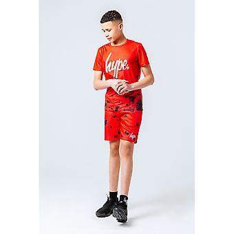 Hype Boys Off Splat T-Shirt
