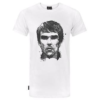W.C.C Unisex Adult Ian Brown Longline T-Shirt