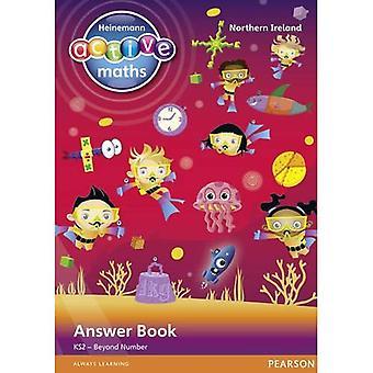 Heinemann Active Maths NI KS2 Beyond Number Answer Book (Heinemann Active Maths for NI)