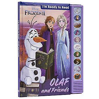 Disney Frozen 2 - I'm Ready to Read with Olaf - Pi Kids