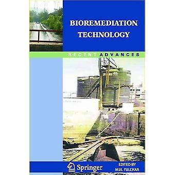 Technologie de bioremédiation : avancées récentes