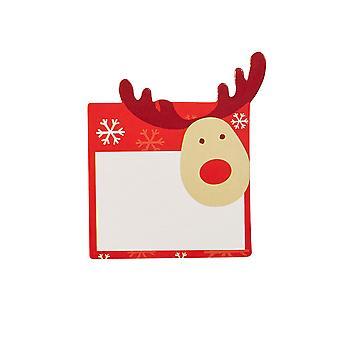 Rocking Rudolf - Placecard