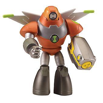 Ben 10, Action Figure - Omni-Naut Armor Heatblast