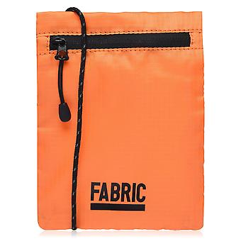 Fabric Small Pouch Zip Bag Main Zip Compartment Toggle Adjustable Shoulder Strap