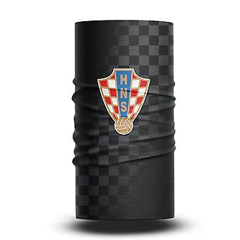 ネックガイターズフットボールヘッドスカーフワールドカップファン男性と女性多機能カラースポーツライディング日焼け止めビブ - クロアチアチーム
