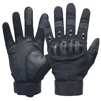 כפפות אצבע מלאות להילחם בחוץ מסך מגע כפפות כפפות סיבי פחמן