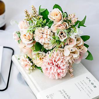 محاكاة روز الزفاف باقة التصوير الفوتوغرافي