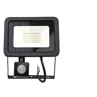 运动传感器安全灯 IP66 防水暖光可调聚光灯