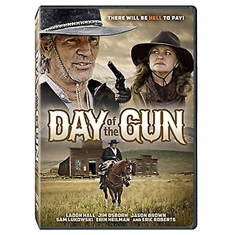 Day of the Gun [DVD] USA import