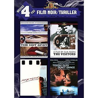 Filmer 4 du Film Noir/Thriller Collection [DVD] USA importere