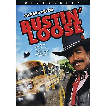 Bustin løs [DVD] USA import
