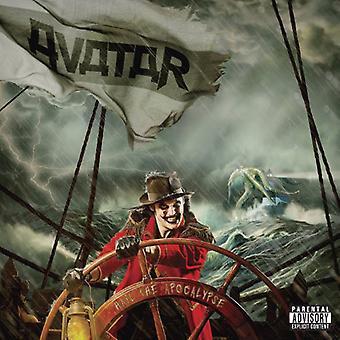 Avatar - Hail the Apocalyse [CD] USA import