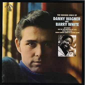 Danny Wagner - Kindred Soul [CD] USA import