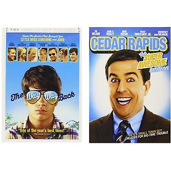 Cedar Rapids/Wege Way Back [DVD] USA importieren