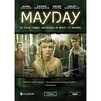 Mayday [DVD] USA import