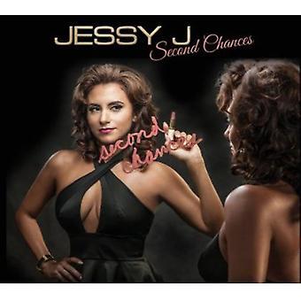 Jessy J - Second Chances [CD] USA import