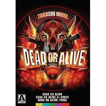 死んでいるか生きている三部作 【 DVD 】 USA 輸入