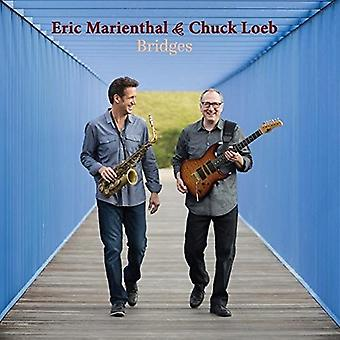 Marienthal, Eric / Loeb, Chuck - ponts [CD] USA import