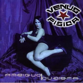 Venus fisica-ambiguo [CD] EUA importação