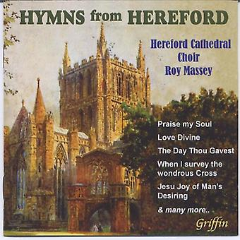 Hereford Cathedral Choir - Hymns From Hereford [CD] USA import