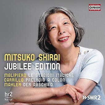 Carrillo / Shirai / Izquierdo - Jubilee Edition [CD] USA import