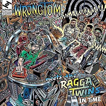 Ragga Twins Wrongtom - In Time [CD] USA import
