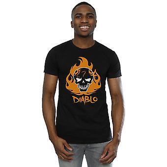 Suicide Squad mannen El Diablo pictogram T-Shirt