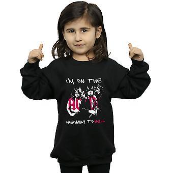 AC/DC Girls I'm On The Highway To Hell Sweatshirt