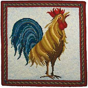 Cockerel Needlepoint Kit