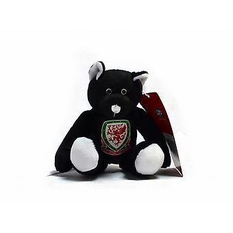 ويلز لكرة القدم الرسمية الدب ميني