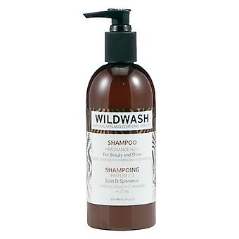 Wildwash Natural Dog Shampoo For Beauty And Shine Fragrance No.3