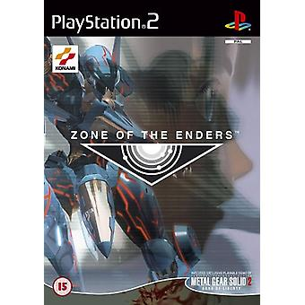 Z.O.E. Zone of the Enders (avec Playable Metal Gear Solid 2 Demo) - Nouveau