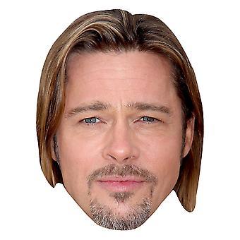 Brad Pitt naamio