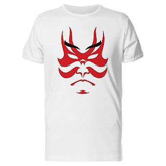 日本のドラマ歌舞伎マスク t シャツ メンズ-シャッターによる画像