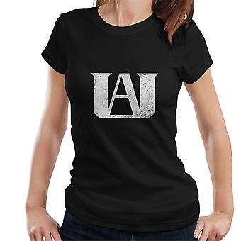 Mijn held Academia UA hoge dames T-Shirt