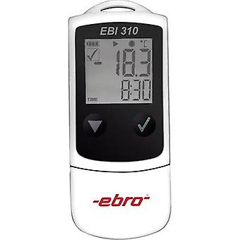 Datalogger de temperatura do Ebro EBI 310 USB