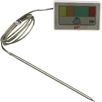 Käfer 7-3010 Kitchen thermometer Corded probe, Core temperature monitoring Baking