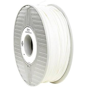 Ordagrant 55017 ABS Filament Filament ABS plast 2,85 mm 1 kg Vit