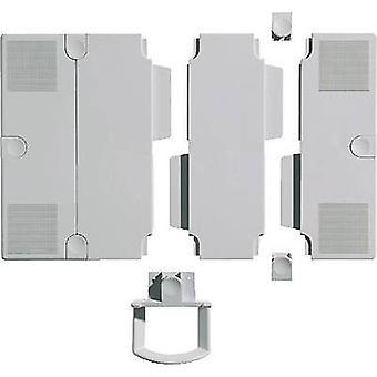 Novus 7950902000 telefon dreie arm forlengelses plate lys grå 2 PC (er)