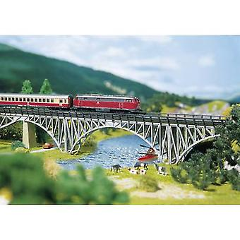 Faller 282915 Z Steel arch bridge 1-rail Universal (L x W x H) 220 x 25 x 47 mm