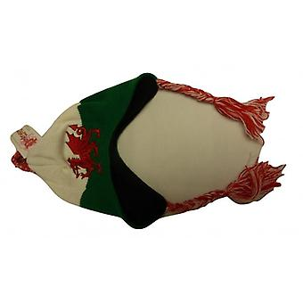 Union Jack Wear Welsh Dragon Peruvian Style Hat